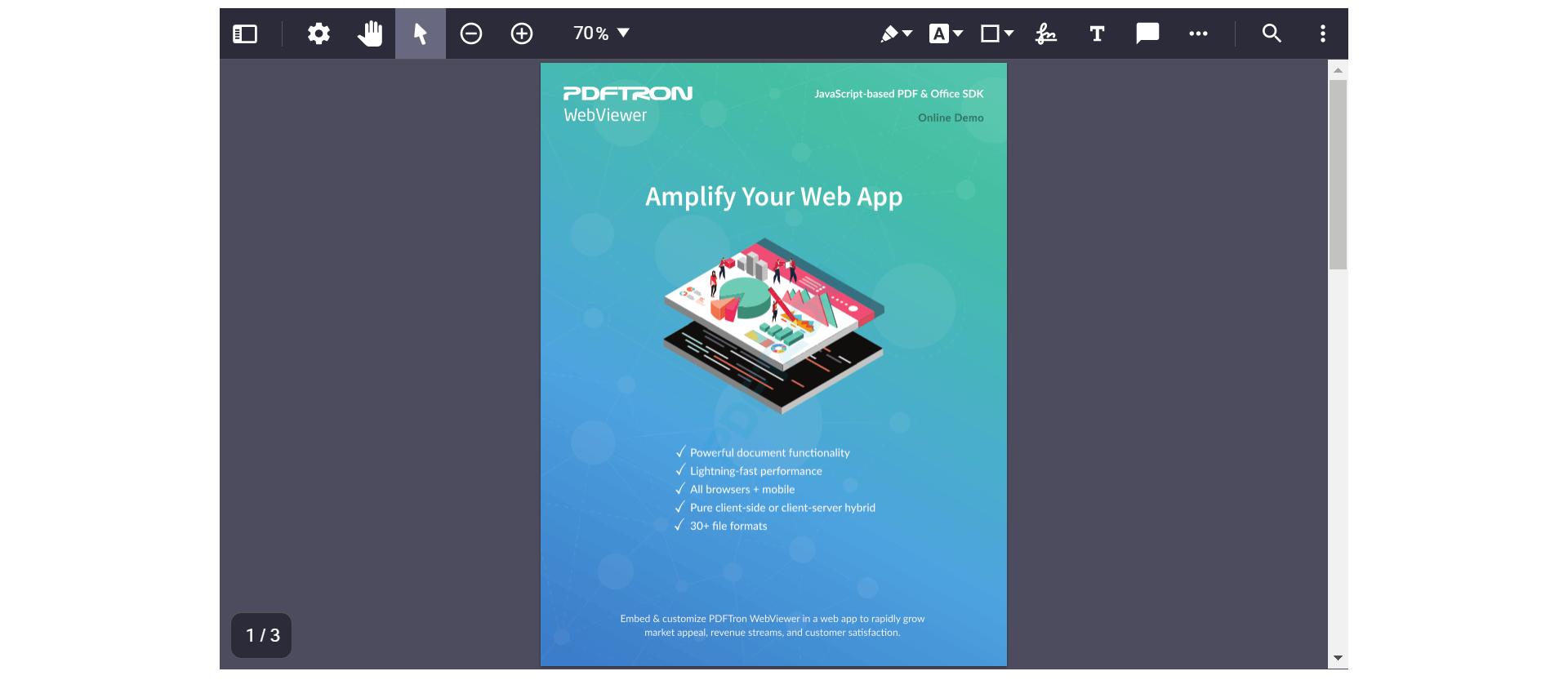 Get Started Integrating WebViewer Manually | PDFTron SDK